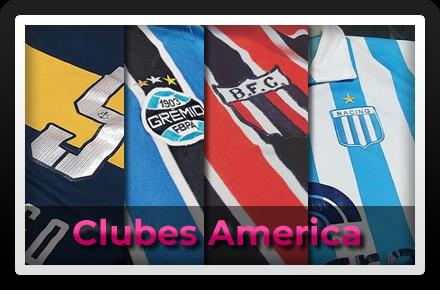 Camisetas Clubes America Ciudad de Camisetas