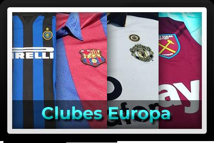 Camisetas Clubes Europa Ciudad de Camisetas
